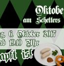 """Oktoberfest am Schetters Busch – """"O zapft is!"""" an der Kunstwiesn"""