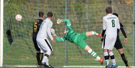 1:1 gegen Homberg – Serie hält auch im zehnten Spiel