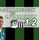 1:2 gegen Bocholt – Last-Minute-Niederlage trotz starker Leistung