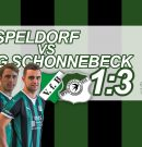 3:1-Erfolg in Speldorf – Teuer bezahlter Auswärtssieg