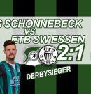 Derbysieger! Schonnebeck dreht nach ETB-Führung auf und gewinnt mit 2:1