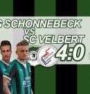 4:0 gegen SC Velbert – Doch 30 starke Minuten sind Tönnies zu wenig
