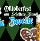 Bayern kommt nach Schonnebeck – Zweites Oktoberfest im Vereinsheim