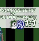 1:1 gegen Düsseldorf-West – Heppkes früher Freistoßtreffer reicht nicht zum Sieg