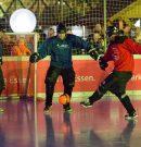 ESSEN ON ICE: Polarsoccer-Benefizspiel mit Schonnebecker Beteiligung