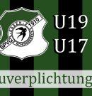 Kaderplanungen für U19 und U17 schreiten voran