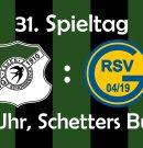 Oberliga: Germania Ratingen ist zu Gast am Schetters Busch