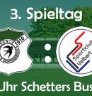 Oberliga: Der SC Velbert ist der zweite Gast am Schetters Busch