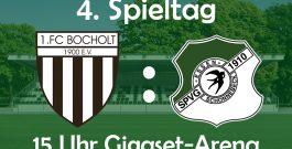 Oberliga: Zu Gast bei ambitionierten Bocholtern- Fanbus im Einsatz!