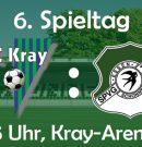 Oberliga: Nächstes Derby beim FC Kray