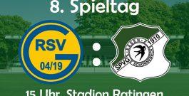 Oberliga: Schwalben zu Gast im Stadion Ratingen