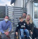Hilfe für Maxi: SpVg Schonnebeck startet mit I do eine Charity-Aktion